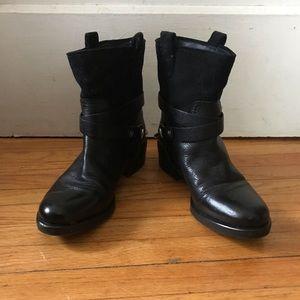 Franco Sarto Horse Bite Ankle Boot